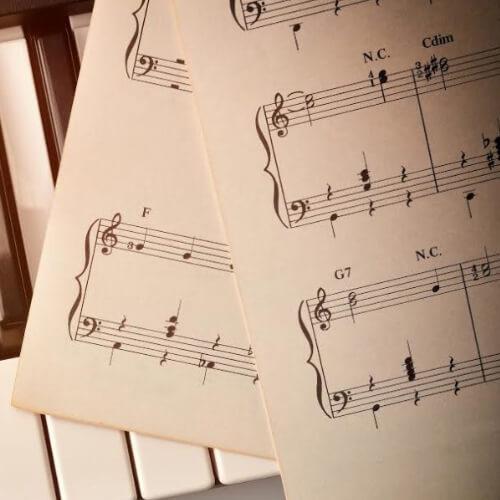 سلفژ و تئوری موسیقی